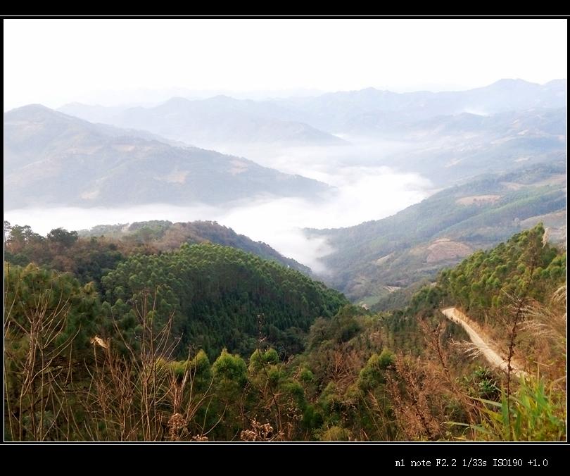 苗寨的风景